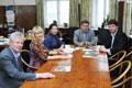 Встреча с руководством журнала «Российская Федерация сегодня»