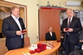 В Институте стран СНГ в Москве состоялось вручение медалей «За освобождение Крыма и Севастополя»