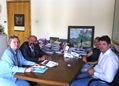 Встреча руководства дирекции Клуба «Российский парламентарий» с депутатом Госдумы, членом Клуба В.М.Дедовым