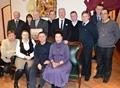 Заседание офицеров запаса ВМФ в поддержку русского города Севастополя и Крыма